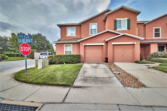 2520 Colony Reed Lane, Clearwater, FL 33763 (MLS #T3324379) :: The Nathan Bangs Group
