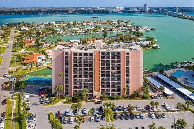 51 Island Way #1005, Clearwater Beach, FL 33767 (MLS #T3324535) :: Future Home Realty