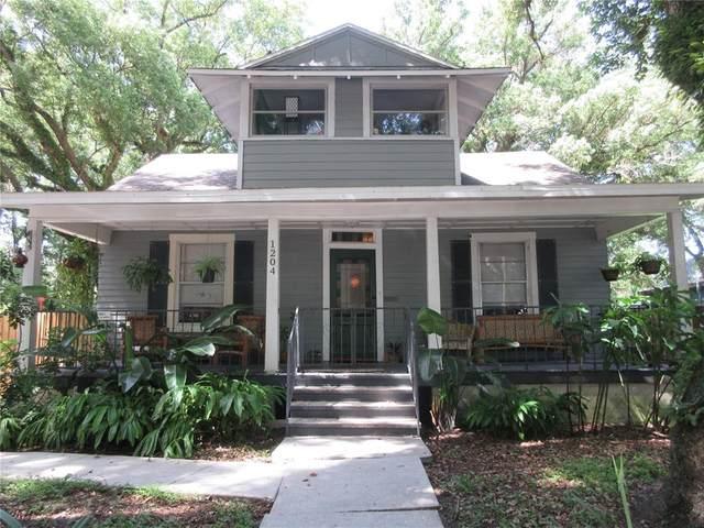 1204 E Louisiana Avenue, Tampa, FL 33603 (MLS #T3324955) :: Premium Properties Real Estate Services