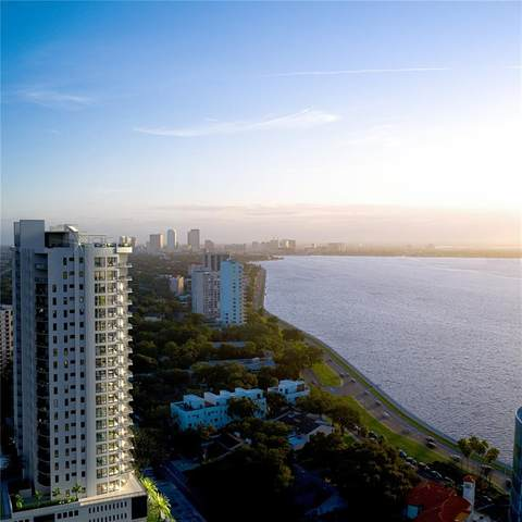 2910 W Barcelona Street #604, Tampa, FL 33629 (MLS #T3325226) :: Bob Paulson with Vylla Home