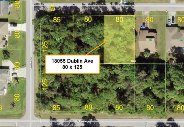 18055 Dublin Avenue, Port Charlotte, FL 33948 (MLS #T3325331) :: RE/MAX Elite Realty