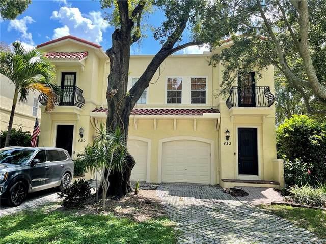 422 S Habana Avenue, Tampa, FL 33609 (MLS #T3325644) :: Team Bohannon