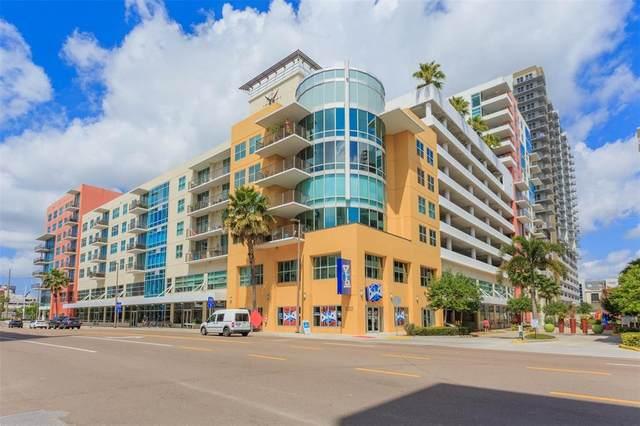 1120 E Kennedy Boulevard #1123, Tampa, FL 33602 (MLS #T3326041) :: Zarghami Group