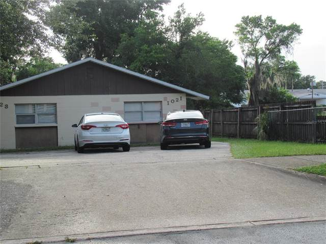 1021 Crestview Avenue, Lakeland, FL 33805 (MLS #T3326588) :: Zarghami Group