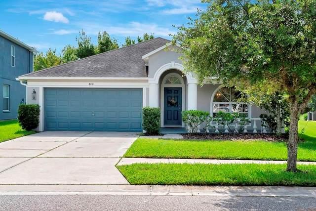 4021 Waterville Avenue, Wesley Chapel, FL 33543 (MLS #T3326639) :: Zarghami Group