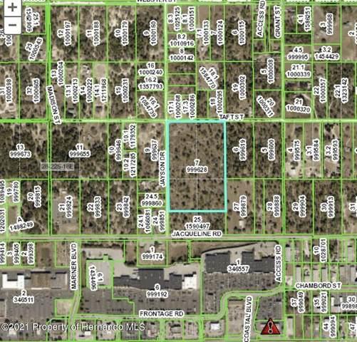 13230 Taft Street, Brooksville, FL 34613 (MLS #T3326871) :: Team Bohannon