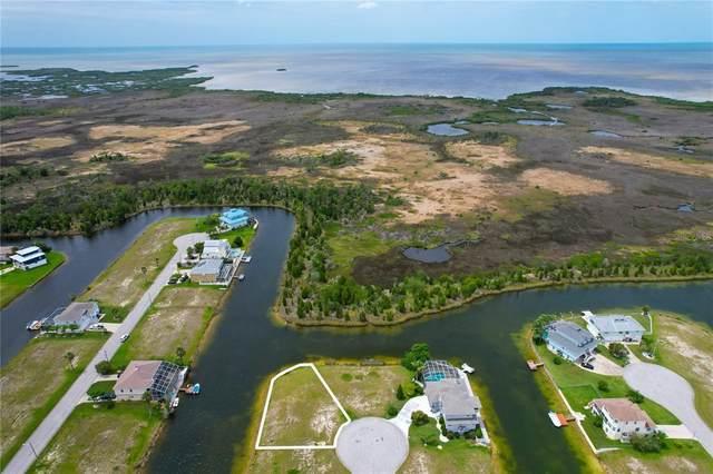 3392 Triggerfish Drive, Hernando Beach, FL 34607 (MLS #T3326969) :: Sarasota Gulf Coast Realtors