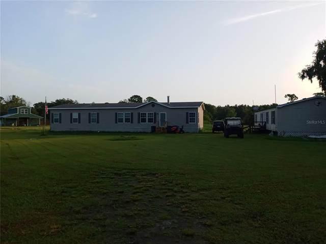 2750 Ranch Road, Lake Helen, FL 32744 (MLS #T3327074) :: Delgado Home Team at Keller Williams