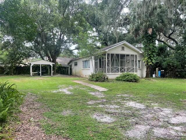 16419 Lake Lane, Lutz, FL 33549 (MLS #T3327133) :: The Nathan Bangs Group