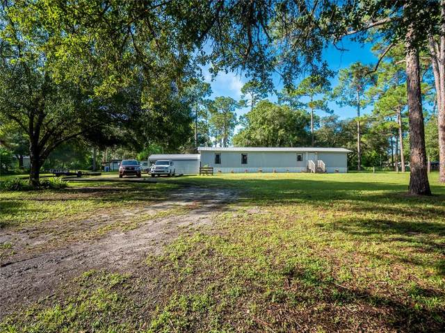 4289 Fort Center Avenue, FORT DENAUD, FL 33935 (MLS #T3327162) :: Realty Executives