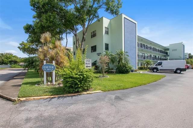5973 Terrace Park Drive N #103, St Petersburg, FL 33709 (MLS #T3327220) :: Zarghami Group