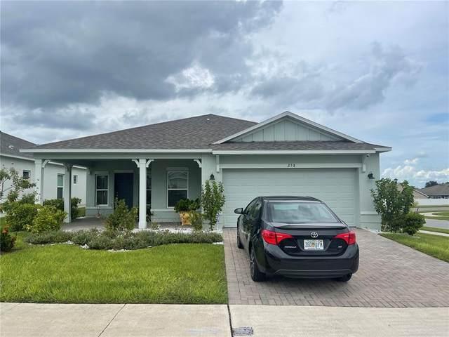 258 Sparrow Hawk Drive, Groveland, FL 34736 (MLS #T3327494) :: Everlane Realty