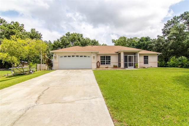2051 Brooklawn Drive, North Fort Myers, FL 33917 (MLS #T3327581) :: The Curlings Group