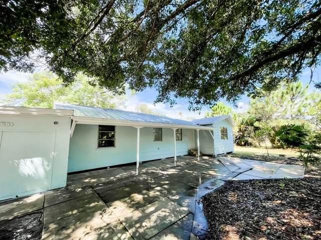 2153 Twin Brooks Road, North Fort Myers, FL 33917 (MLS #T3327693) :: Charles Rutenberg Realty