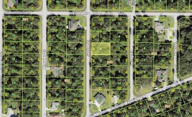 144 Justine Street, Port Charlotte, FL 33954 (MLS #T3327783) :: Delgado Home Team at Keller Williams
