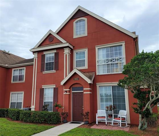 9802 Lake Chase Island Way #9802, Tampa, FL 33626 (MLS #T3327869) :: Griffin Group