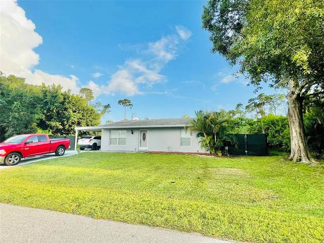 22243 Albany Avenue, Port Charlotte, FL 33952 (MLS #T3327902) :: The Curlings Group