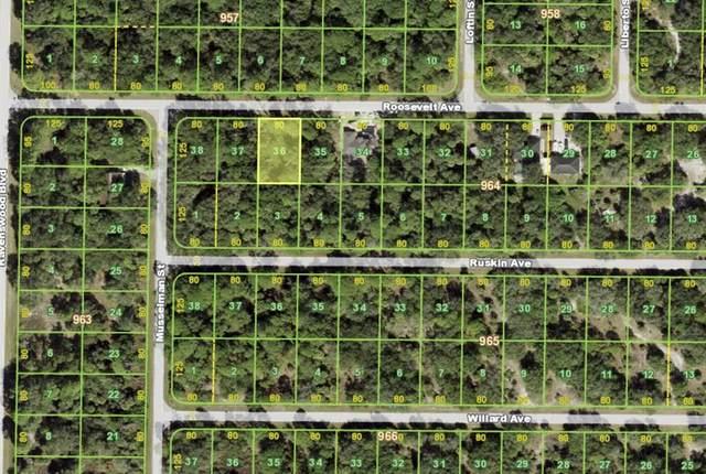 19079 Roosevelt Avenue, Port Charlotte, FL 33954 (MLS #T3327929) :: RE/MAX Elite Realty