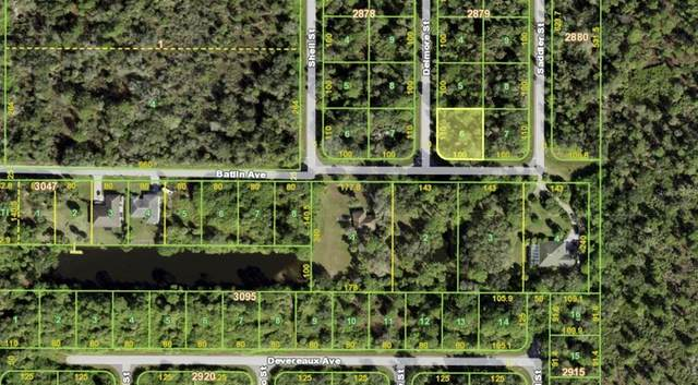 1180 Delmore Street, Port Charlotte, FL 33953 (MLS #T3327934) :: Sarasota Gulf Coast Realtors