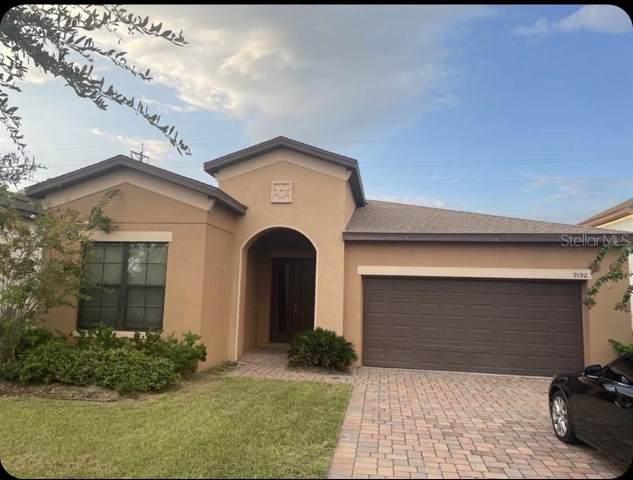 9192 Chandler Drive, Groveland, FL 34736 (MLS #T3328122) :: American Premier Realty LLC