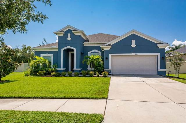 8316 Sky Eagle Drive, Tampa, FL 33635 (MLS #T3328142) :: The Curlings Group