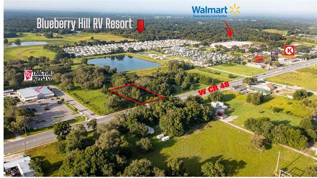 1735 W C 48, Bushnell, FL 33513 (MLS #T3328146) :: The Paxton Group