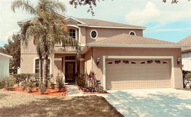 414 Thicket Crest Road, Seffner, FL 33584 (MLS #T3328166) :: Everlane Realty