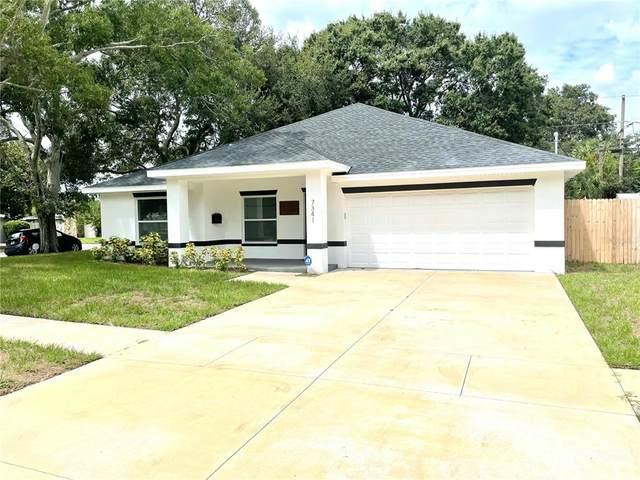 7341 10TH Avenue N, St Petersburg, FL 33710 (MLS #T3328479) :: Bustamante Real Estate