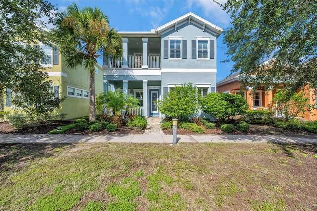 526 Winterside Drive, Apollo Beach, FL 33572 (MLS #T3328493) :: Cartwright Realty