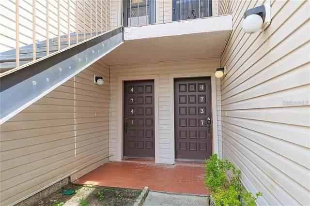 4737 Puritan Circle #505, Tampa, FL 33617 (MLS #T3328567) :: Gate Arty & the Group - Keller Williams Realty Smart