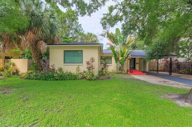 409 S West Shore Boulevard, Tampa, FL 33609 (MLS #T3328715) :: Team Bohannon