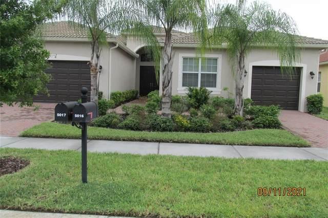 5017 Emerald Isle Drive, Wimauma, FL 33598 (MLS #T3329081) :: Keller Williams Realty Select