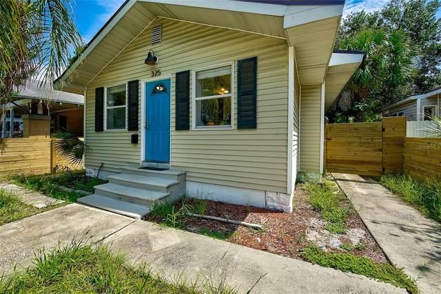 325 14TH Street N, St Petersburg, FL 33705 (MLS #T3329188) :: Cartwright Realty