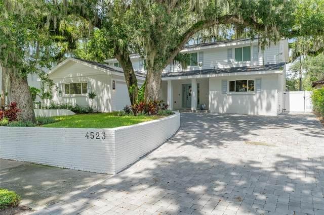 4523 W Beachway Drive, Tampa, FL 33609 (MLS #T3329304) :: Team Bohannon