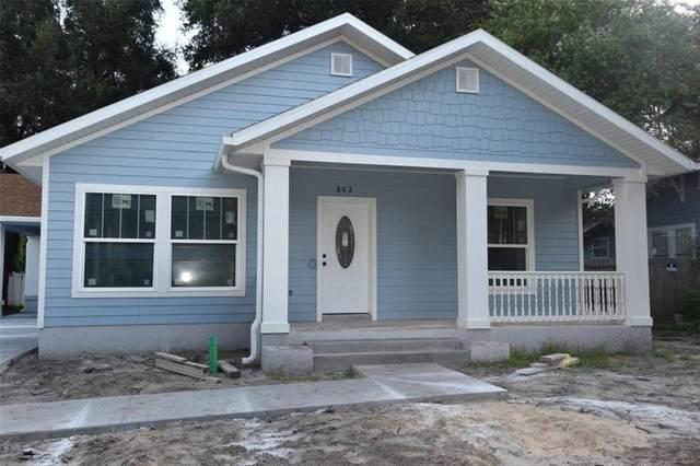 802 E Curtis Street, Tampa, FL 33603 (MLS #T3329342) :: Everlane Realty