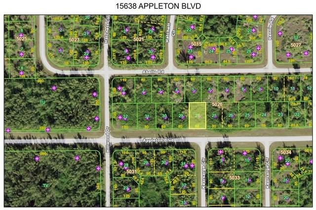 15638 Appleton Boulevard, Port Charlotte, FL 33981 (MLS #T3329375) :: Your Florida House Team