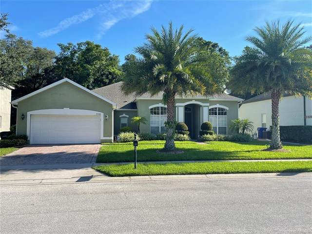 2208 Laurel Blossom Circle, Ocoee, FL 34761 (MLS #T3329443) :: Bustamante Real Estate