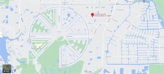 136 Hercules Drive, Rotonda West, FL 33947 (MLS #T3329495) :: Gate Arty & the Group - Keller Williams Realty Smart