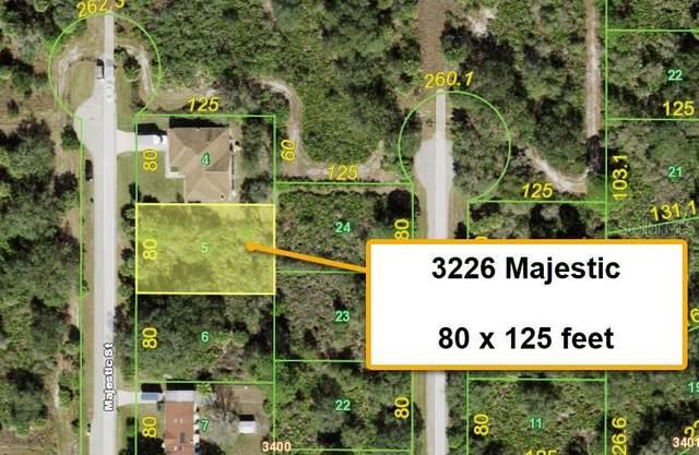 3226 Majestic Street, Port Charlotte, FL 33948 (MLS #T3329532) :: The Curlings Group