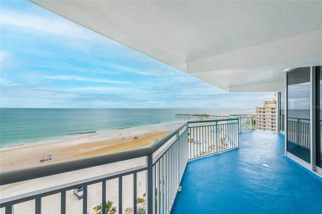 3601 S Atlantic Avenue #708, Daytona Beach Shores, FL 32118 (MLS #T3329566) :: The Duncan Duo Team