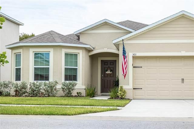 301 Summershore Drive, Auburndale, FL 33823 (MLS #T3329576) :: Zarghami Group