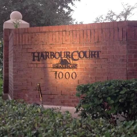 1000 S Harbour Island Boulevard #2605, Tampa, FL 33602 (MLS #T3329736) :: Vacasa Real Estate