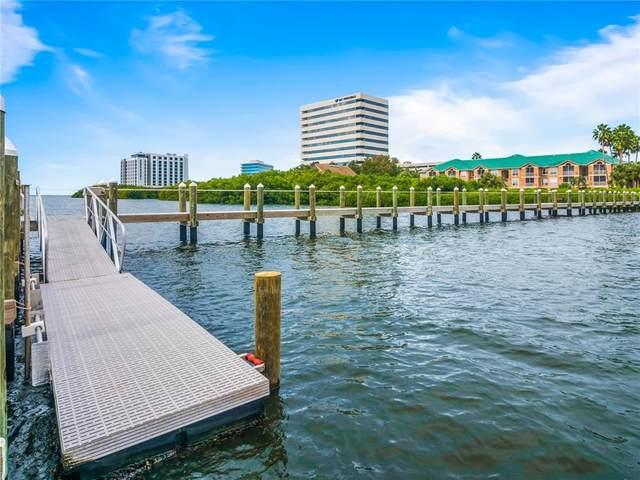 2205 Bay Club Circle #2205, Tampa, FL 33607 (MLS #T3329781) :: Expert Advisors Group