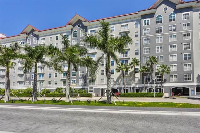 700 S Harbour Island Boulevard #446, Tampa, FL 33602 (MLS #T3329796) :: The Duncan Duo Team