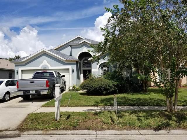 1148 Thackery Way, Wesley Chapel, FL 33543 (MLS #T3329839) :: Zarghami Group
