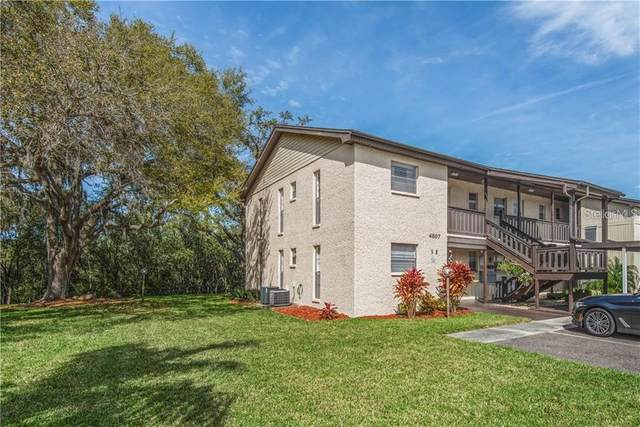 4807 Marine Parkway #201, New Port Richey, FL 34652 (MLS #T3329856) :: Lockhart & Walseth Team, Realtors