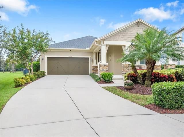 7008 Old Benton Drive, Apollo Beach, FL 33572 (MLS #T3329934) :: Zarghami Group