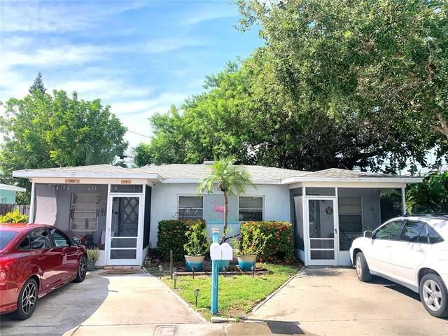 144 147TH Avenue E, Madeira Beach, FL 33708 (MLS #T3329950) :: Future Home Realty