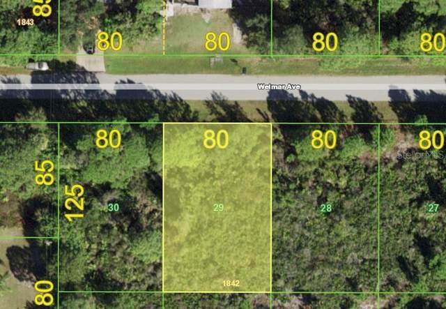 12089 Weimar Avenue, Port Charlotte, FL 33981 (MLS #T3329998) :: GO Realty