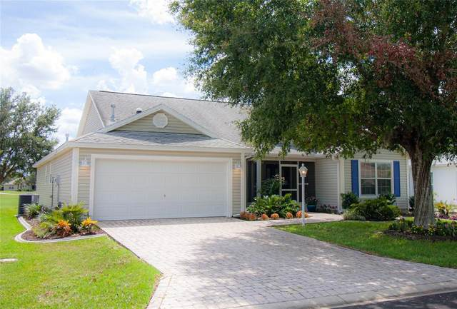 2152 Willow Grove Way, The Villages, FL 32162 (MLS #T3330049) :: Realty Executives